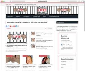 Marijuana Lifer Project Home Page